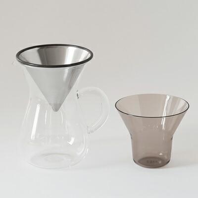 スロウコーヒースタイル コーヒーカラフェセット(キントー)