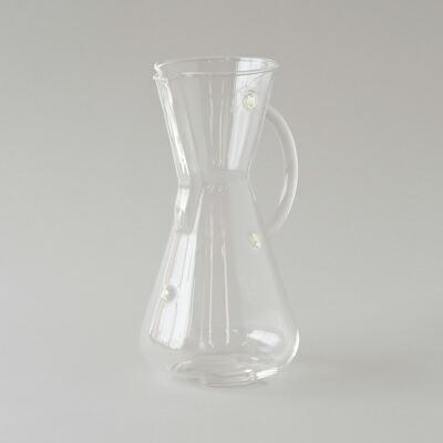 ガラスハンドル コーヒーメーカー 3カップ (ケメックス) Glasshandle Coffee Maker(CHEMEX)