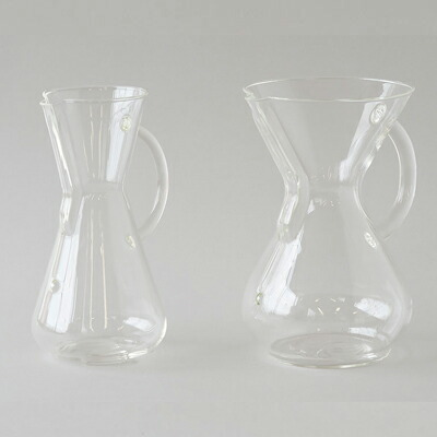ガラスハンドル コーヒーメーカー(ケメックス)