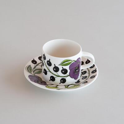 パラティッシ コーヒーカップ&ソーサー