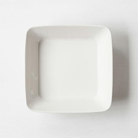 ティーマ スクエアプレート ホワイト(イッタラ) Teema Square Plate White(iittala)