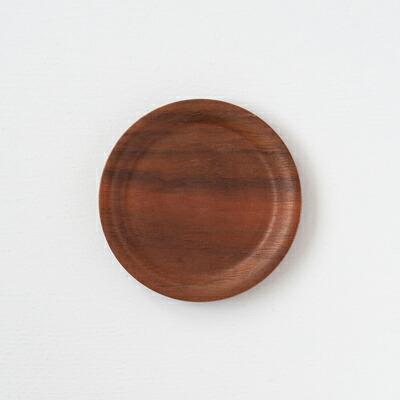 プライウッドコースター チーク(サイトーウッド) plywood coaster teak(SAITO WOOD)