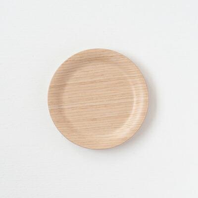 プライウッドコースター ナチュラル(サイトーウッド) Plywood Coaster Natural(SAITO WOOD)