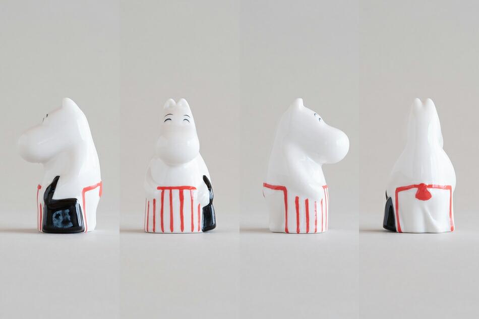 ムーミンミニフィギュア moomin mini figure