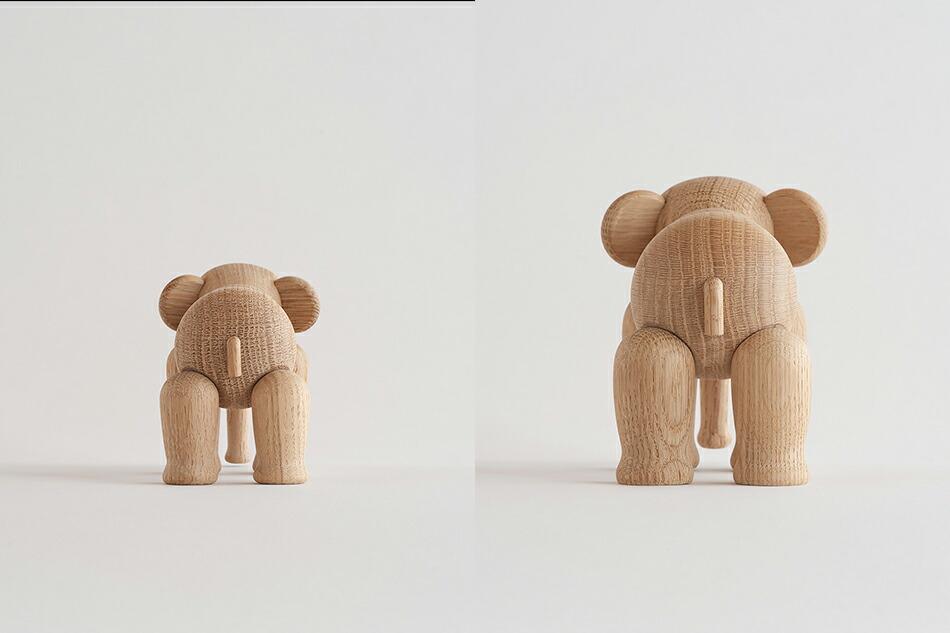 ゾウ(カイ・ボイスン) Elephant(Kay Bojesen)