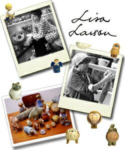 Lisa Larson イメージ