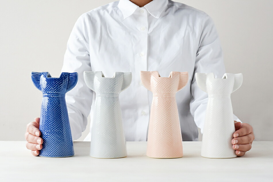 Lisa Larson Wordrobe Series Dress Vases