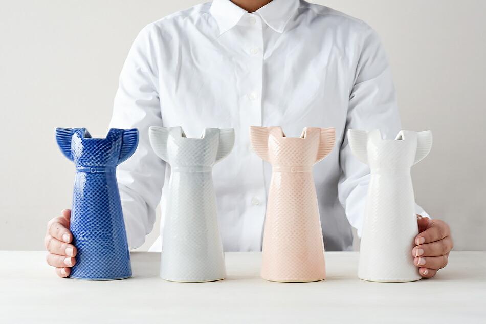 Lisa Larson Wordrobe Series Dress Vases