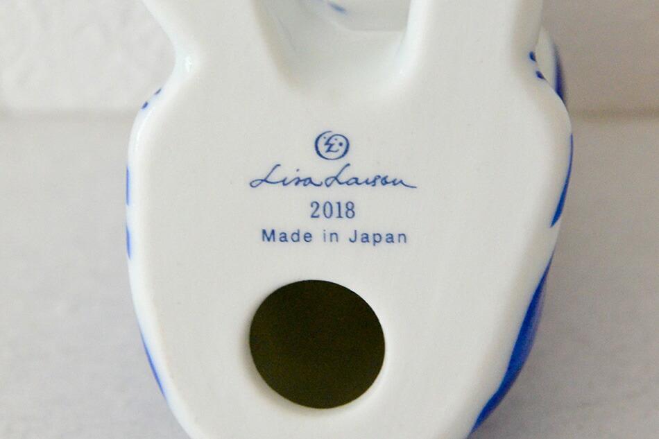 干支シリーズ(リサ・ラーソン/Lisa Larson)