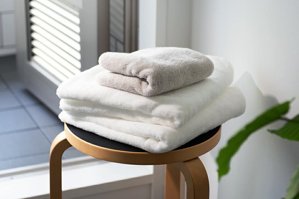 ベーシックソフトタオル(ファイバーアートステューディオ) Basic soft towel(FIBER ART STUDIO)