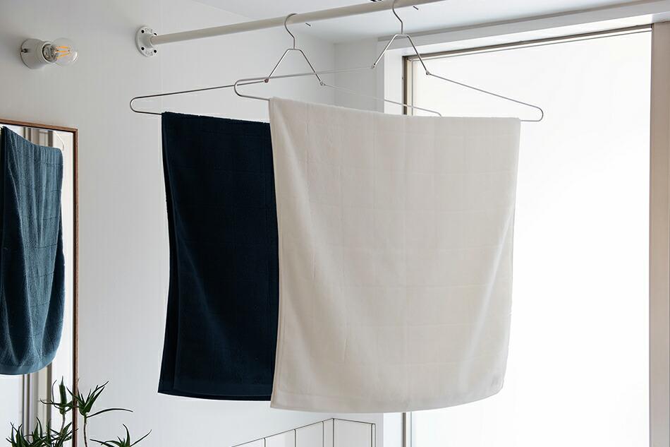 超長綿ジャカードタオル(ファイバーアートステューディオ) Super long cotton jacquard towel(FIBER ART STUDIO)
