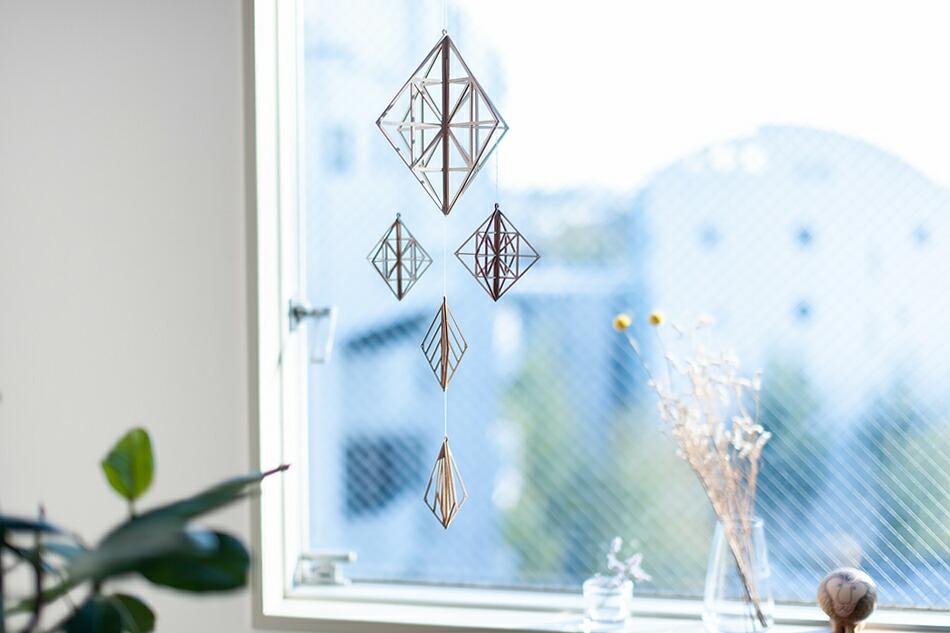 kito キト 木製オーナメント  Wooden Ornament