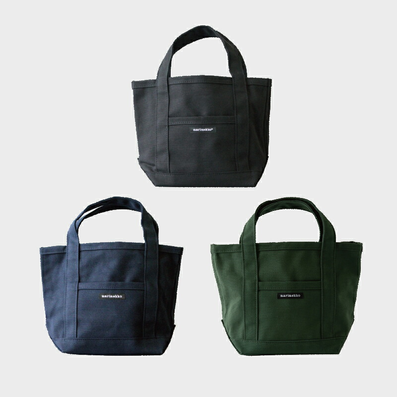ミニ ペルスカッシ トートバッグ(マリメッコ) Mini Peruskassi Tote Bag(marimekko)