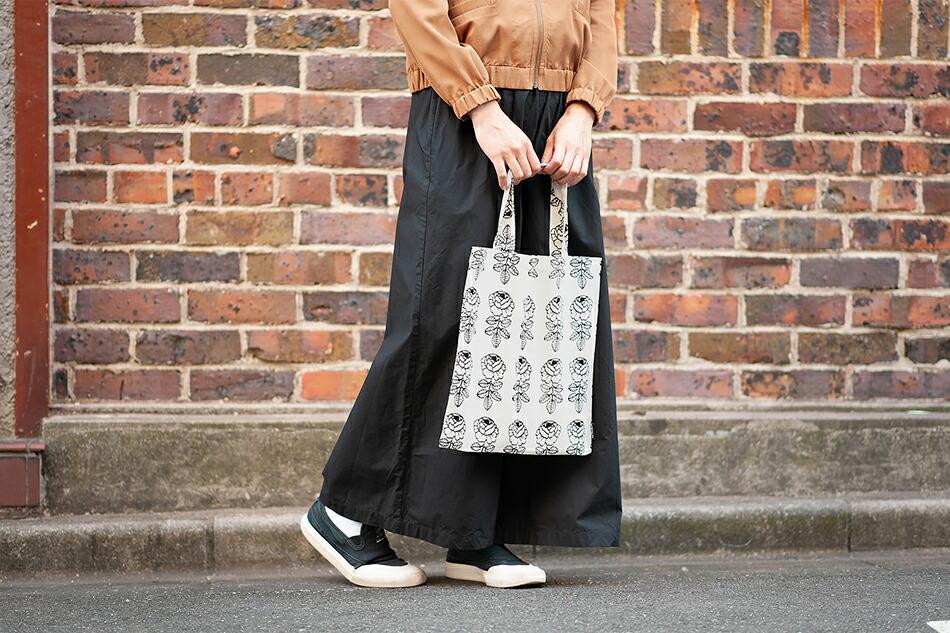 ミニトートバッグ(マリメッコ) Mini Tote Bag(marimekko)