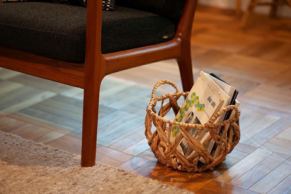 ヒヤシンスバスケット Hyacinth Basket