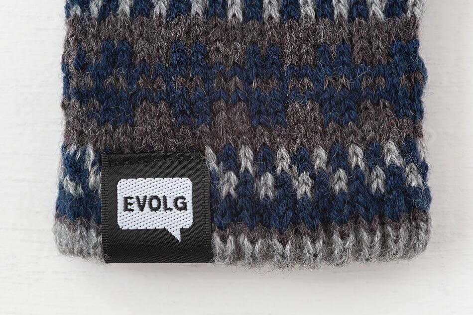 フルール、ジオメトリー 手袋(エヴォログ) FLUER,GEOMETRY Glove(EVOLG)