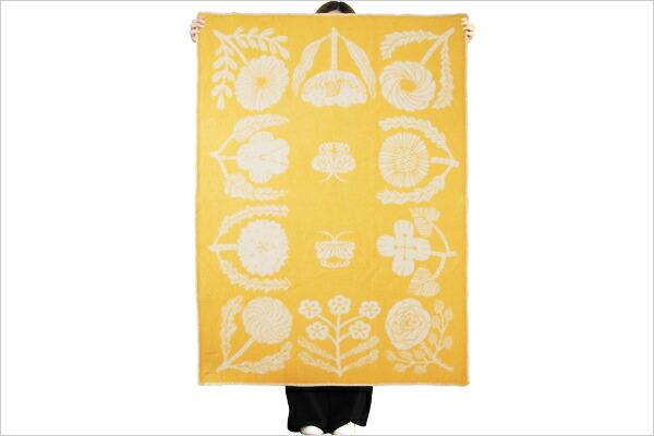LAPUAN KANKURIT Wool Blanket