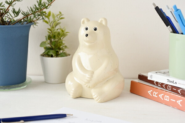 MK Tresmer Polar Bear Money Box