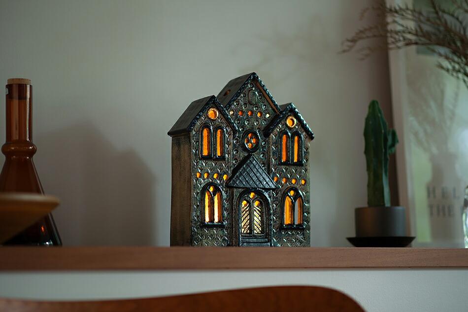 ニューハウス(リサ・ラーソン) New House(Lisa Larson)