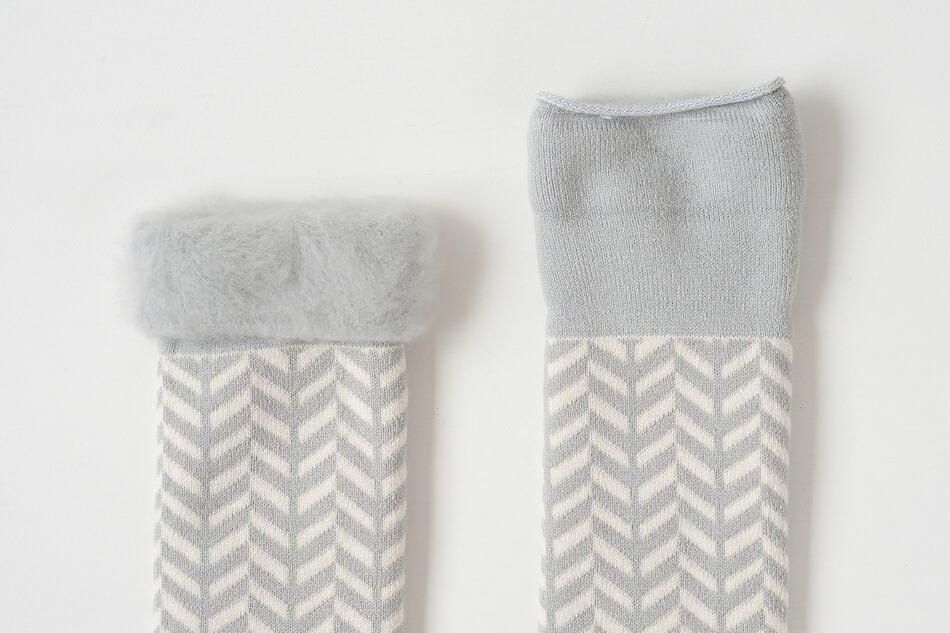 もこもこソックス(トイヴォ) mokomoko socks(TOIVO)