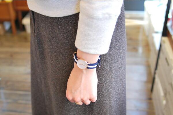 Daniel Wellington Wrist Watch Ladies Model
