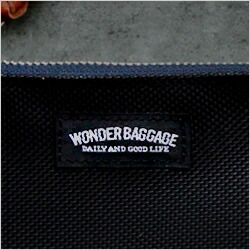 WONDER BAGGAGE GOODMANS SMALL WALLET