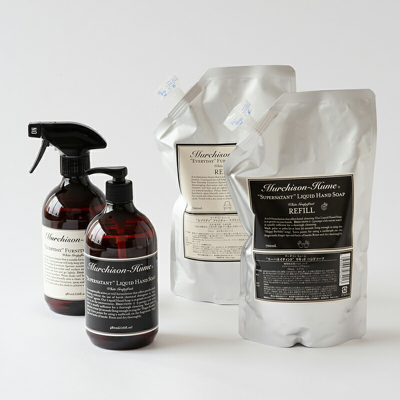 プレミアムハウスクリーニングプロダクト(マーチソン・ヒューム) Premium Housecleaning Products(Murchison-Hume)