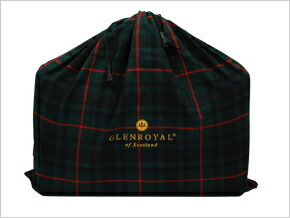 GLENROYAL Brief Case 内部