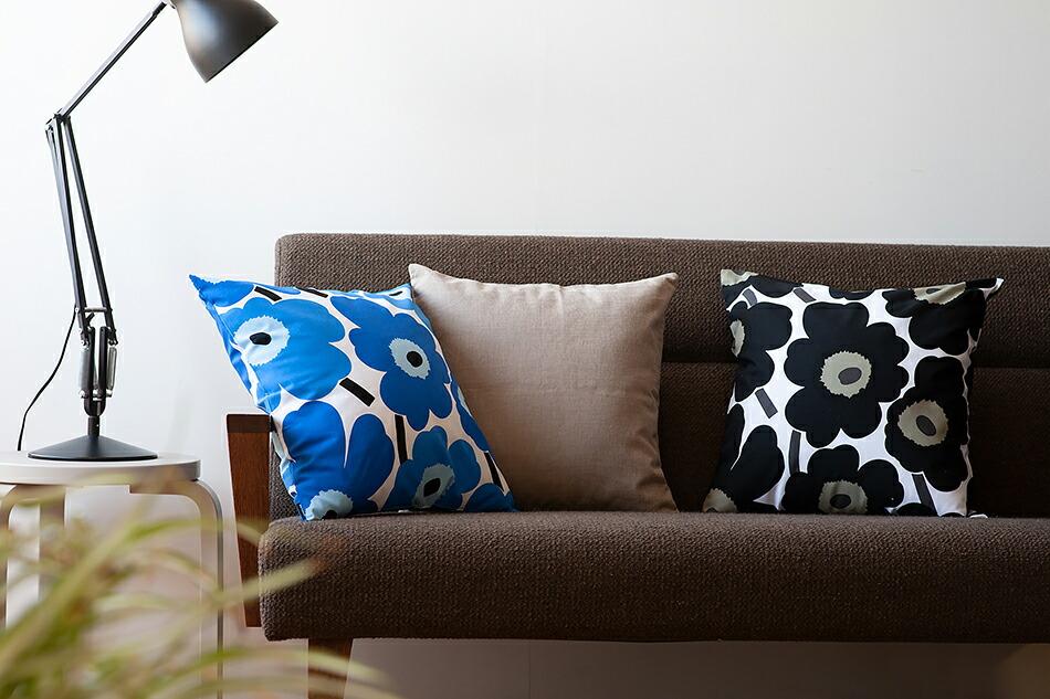 クッションカバー(マリメッコ) Cushion Cover(marimekko)Unikko