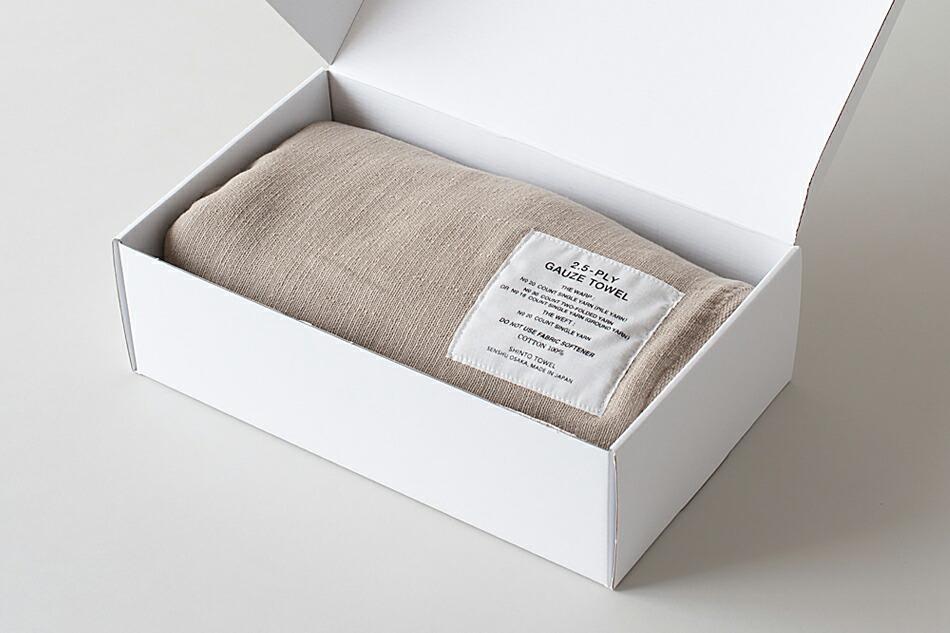 ギフトボックス(神藤タオル) Gift Box(SHINTO TOWEL)