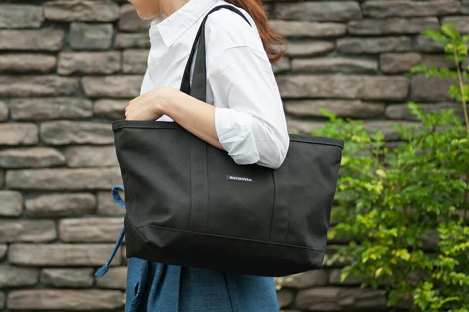 ミニマツクリ トートバッグ(マリメッコ) Uusi Mini Matkuri Tote Bag(marimekko)