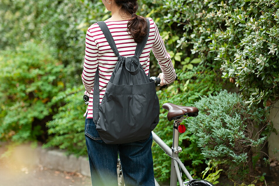 ドローストリング バッグ(フォームユニフォーム/formuniform)Drawstring Backpack,鞄,かばん,ショルダー,リュック,アウトドア,巾着,ばっぐ,ふぉーむゆにふぉーむ,ユニフォーム,リトアニア