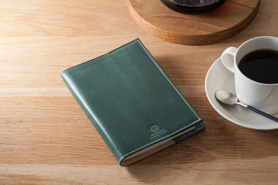 ブックカバー(グレンロイヤル) Book Cover(GLENROYAL)
