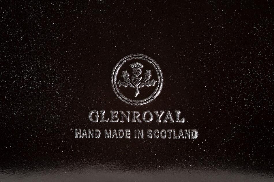 コンパクト折り財布(グレンロイヤル) SMALL FOLD WALLET(GLENROYAL)