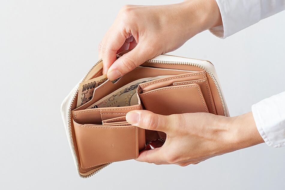 いろせ,i ro se ,irose,イロセ,ウォレット,財布,お財布,さいふ,長財布,二つ折り,ラウンドファスナー,ファスナー