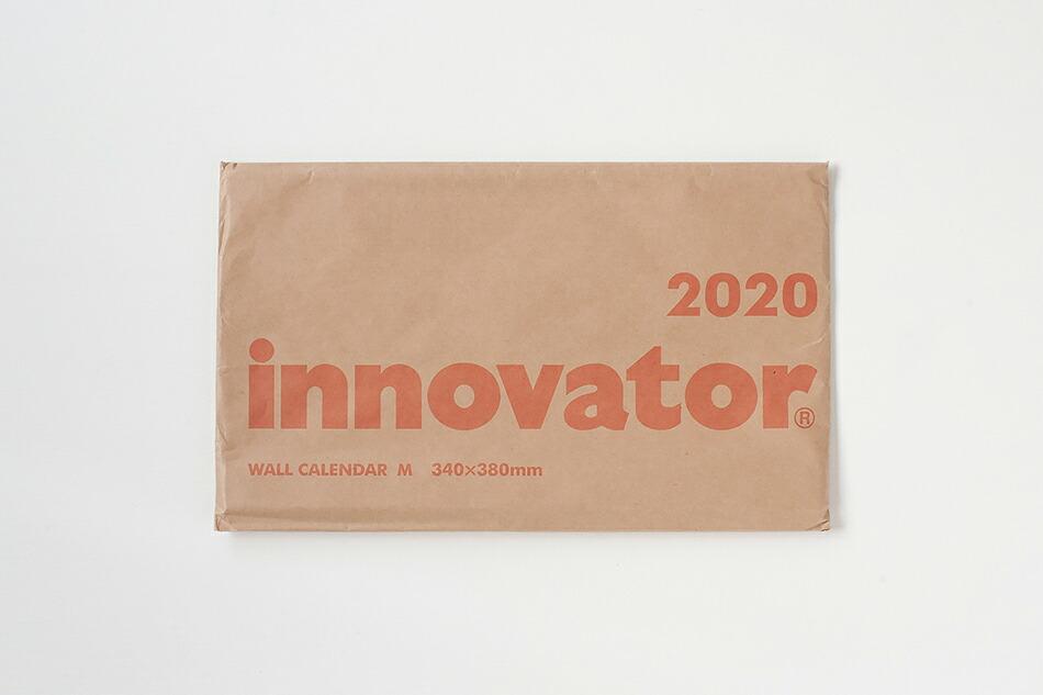 カレンダー 2020(イノベーター) Calendar 2020(innovator)