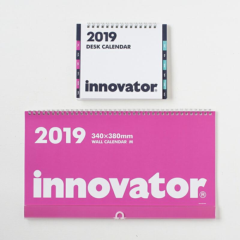 カレンダー 2019(イノベーター) Calendar(innovator)