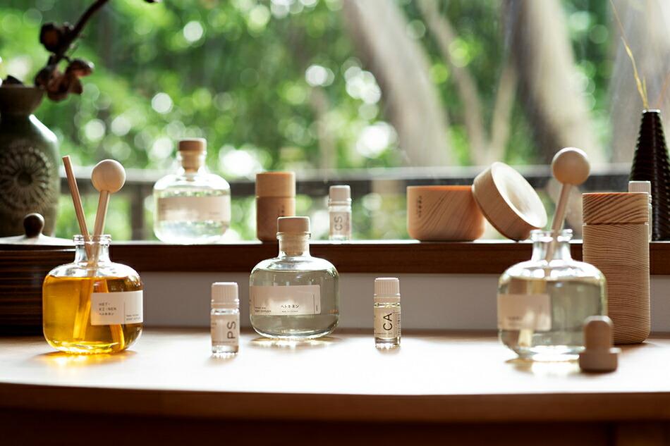 ディフューザー・エッセンシャルオイル(ヘトキネン) Diffuser / Essential oils(HETKINEN)