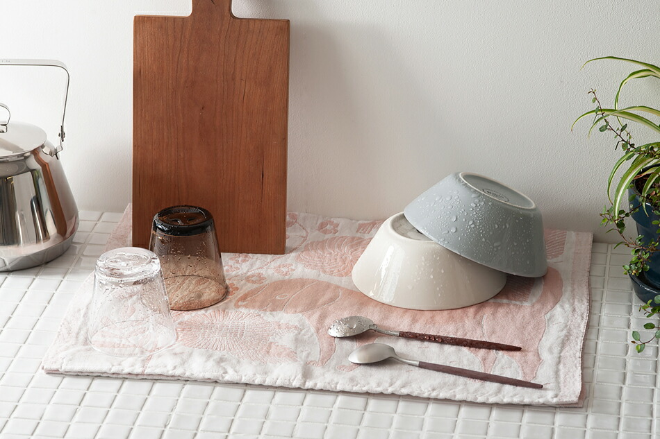 キッチンタオル(ラプアン カンクリ) Kitchen Towel(LAPUAN KANKURIT)