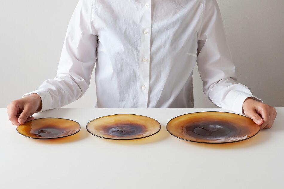 カスミ プレート(フレスコ) kasumi plate(fresco)