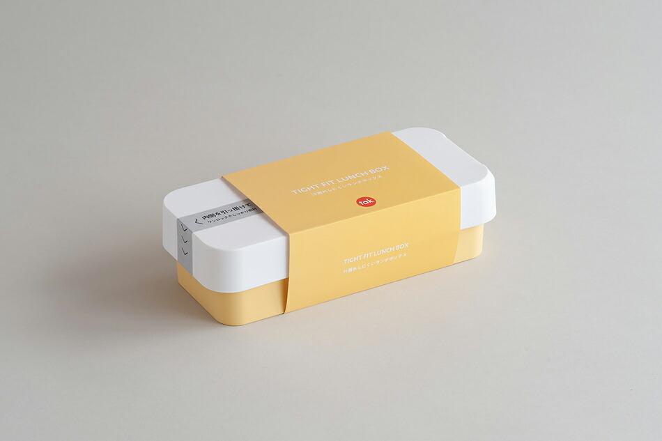 タイトフィット ランチボックス(タック) One lock lunch box(tak.)