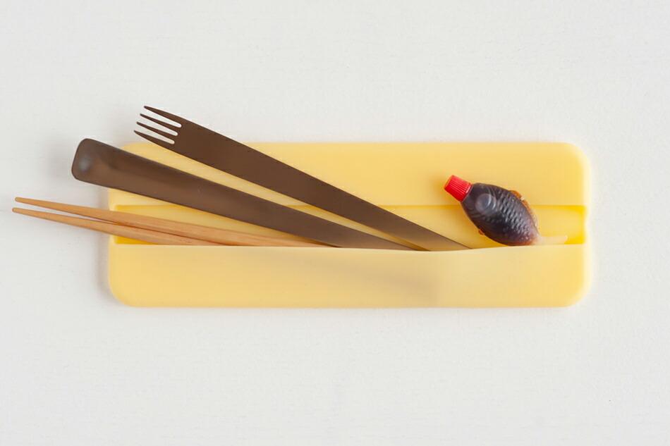 スリムカトラリーセット(タック) slim cutlery set(tak.)