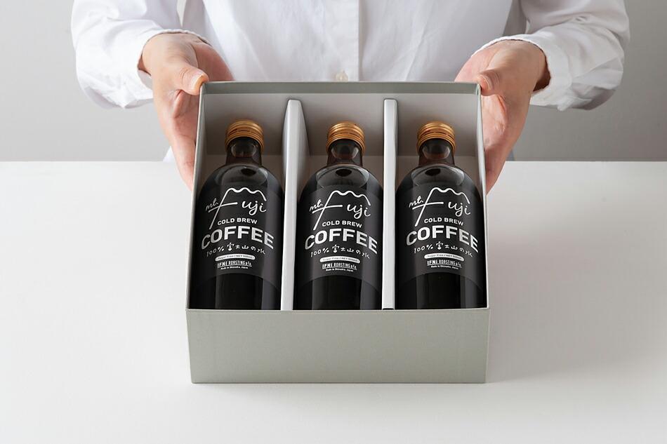 マウントフジ コールドブリューコーヒー 500ml(イフニ ロースティング&コー) Mt.FUJI COLD BREW COFFEE 500ml(IFNi ROASTING&CO.)