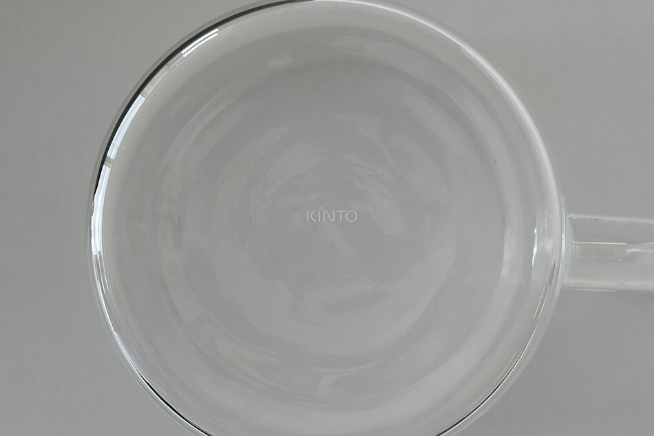 キントー(KINTO) キャスト(CAST) ウォータージャグ 水差し サーバー スタイリッシュ シンプル 耐熱ガラス