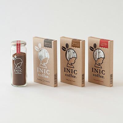 インスタントコーヒー(イニックコーヒー) Instant Coffee(INIC coffee)