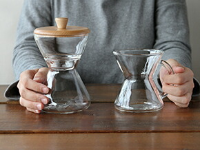 CHEMEX MUG / SUGAR&CREAMER