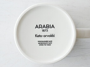ARABIA Keto-orvokki