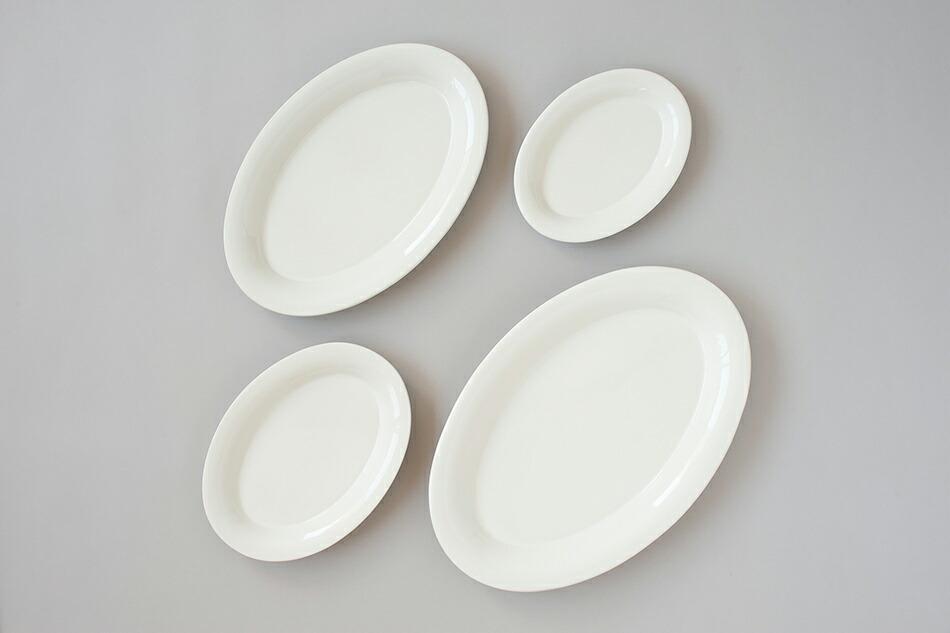 ウワスラ オーバルプレート(ケーラー) URSULA Oval plate(KAHLER)