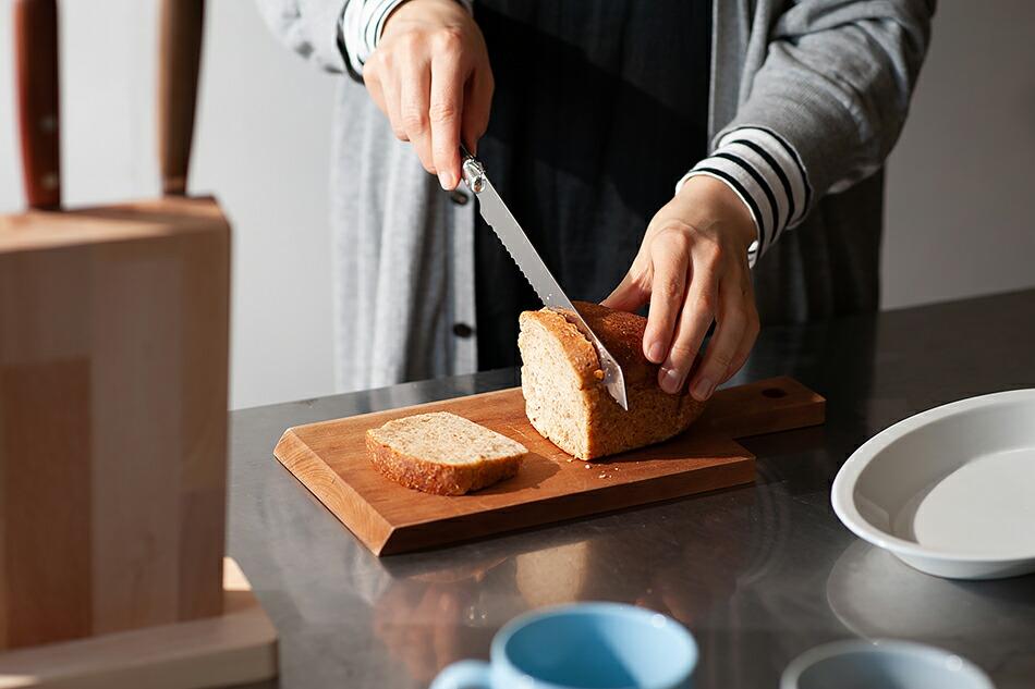 ライヨール ブレッドナイフ(ジャン・デュボ) Laguiole Bread Knife(Jean Dubost)