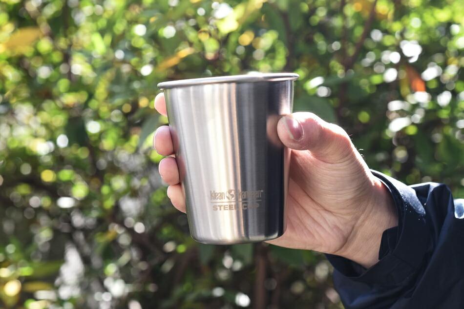 Klean Kanteen Steel Cup